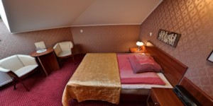 Willa West Ende - Pokój hotelowy nr 2